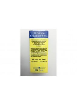 Estratto Universale (Rescue Remedy) spray 20ml originale Di Leo