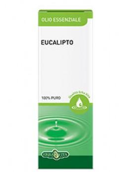 Erbavita Olio essenziale EUCALIPTO foglie 10ml