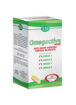 Esi Omegactive Omega 3 Vegan 120 perle