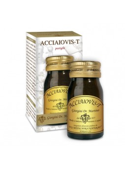 Dr. Giorgini Acciaiovis-T 60 pastiglie 30gr.