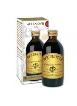 Dr. Giorgini Acciaiovis alcoolico 200ml