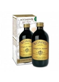 Dr. Giorgini Acciaiovis analcoolico 500ml