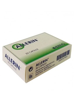 Hering ALLERIN® 30 Capsule [Synergiplus n. 419]