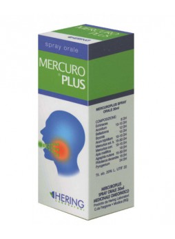 Hering MERCUROPLUS spray orale