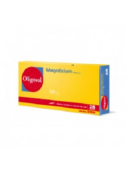 Magnesio 28 f 2 ml Labcatal