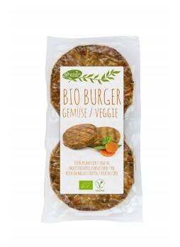 Bio Burger alle Verdure Bio 200g