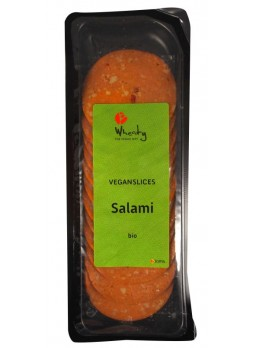 Wheaty Topas Salame Vegetale Bio 100g
