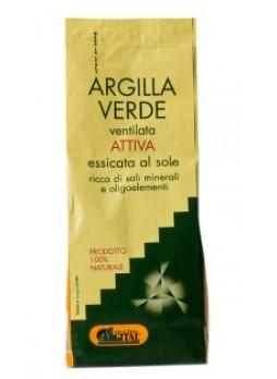 Argilla Verde Ventilata Attiva 500g