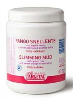 Argital Fango Snellente ed Anticellulite 1,5kg