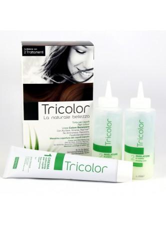 Specchiasol TRICOLOR Tinta per capelli Castano chiaro 5