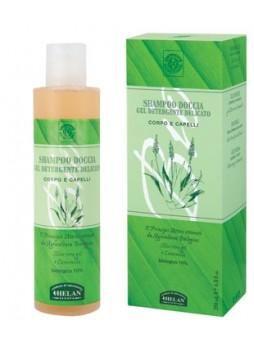 Helan Shampoo Doccia Gel Detergente Delicato 200 ml
