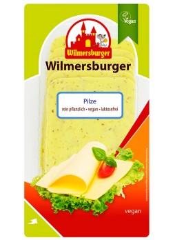 Fette di Formaggio Wilmersburger Funghi 150g
