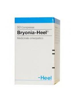 Heel Bryonia 50 Tavolette Guna