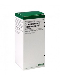 HEEL Chelidonium-Homaccord® Gocce 30 ml.