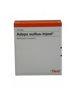 Heel Adeps Suillus Injeel 10 fiale da 1,1ml