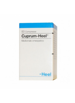 HEEL Cuprum® 50 Compresse Orosolubili