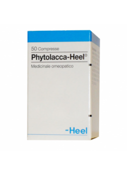 Heel Phytolacca 50 Tavolette Guna
