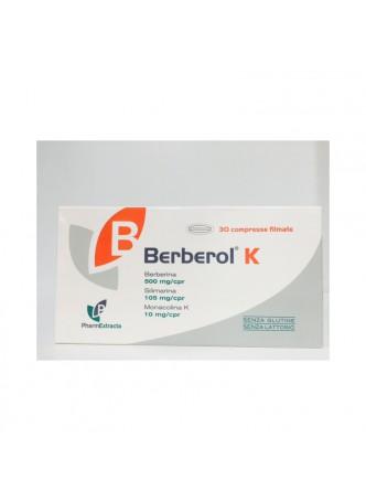 Pharmaextracta BERBEROL K compresse