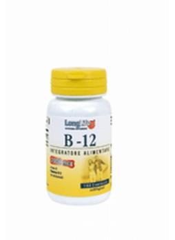 Longlife B12 compresse sub 50 microgrammi 100 tav