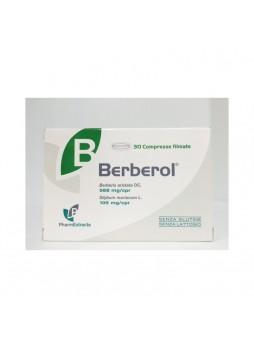 Pharmextracta BERBEROL compresse