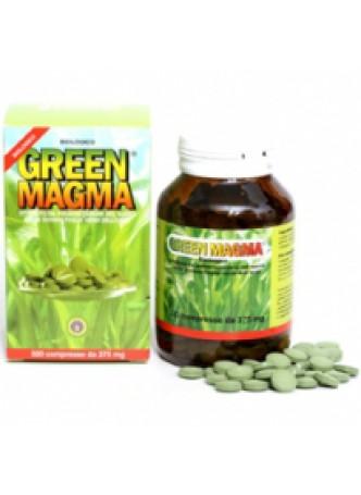 Green Magma 320 tav