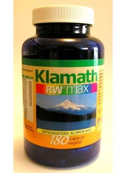 Klamath Rw Max 180 capsule vegetali