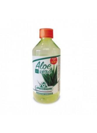 Aloe Vera Succo Puro 1 lt Specchiasol