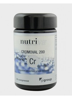 Nutriva Cromoval 60 compresse