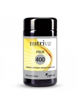 Nutriva Folix 400 confezione da 100 compresse