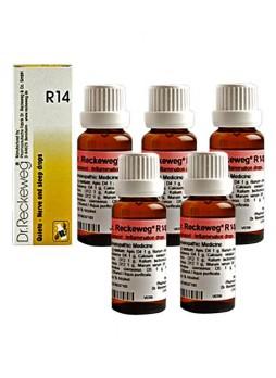 Dr. Reckeweg R14 gocce 5 confezioni