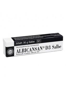 Sanum Albicansan D3 pomata