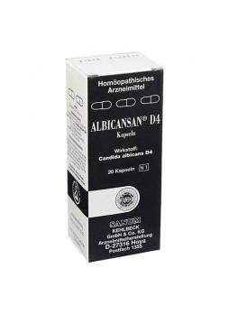 Sanum Albicansan D4 20 capsule
