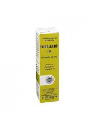 Sanum Fortakehl D5 10 ml gocce
