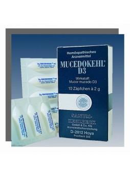 Sanum Mucedokehl D3 10 supposte