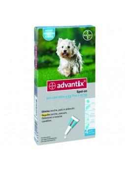 Advantix Spot On 4 pip  Cani 4-10 kg