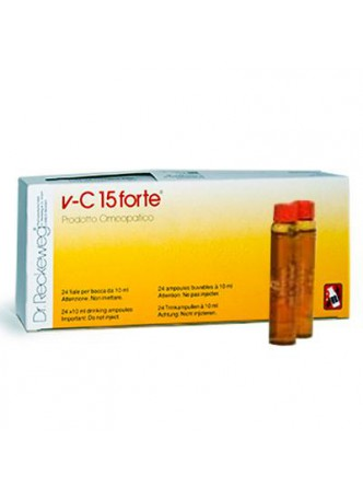 Dr. Reckeweg VC15 Forte 24 fiale