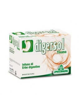 Digersol Tisana 20 filtri Specchiasol