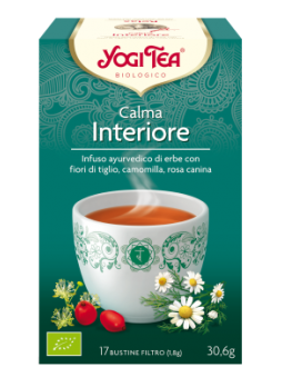 Yogi Tea Calma Interiore Bio 17 bustine