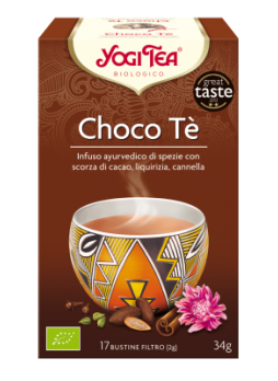 Yogi Tea Choco Bio 17 bustine