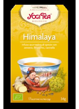 Yogi Tea Himalaya Bio 17 bustine