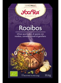 Yogi Tea Rooibos Bio 17 bustine