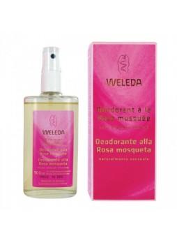 Weleda Deodorante Rosa Mosqueta 100ml